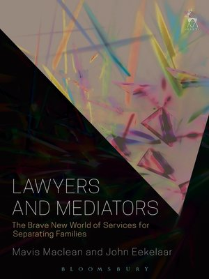 cover image of Lawyers and Mediators