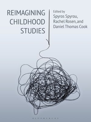 cover image of Reimagining Childhood Studies