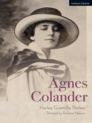 cover image of Agnes Colander