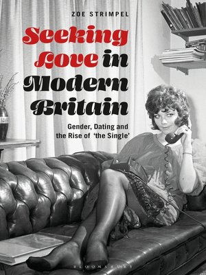 cover image of Seeking Love in Modern Britain