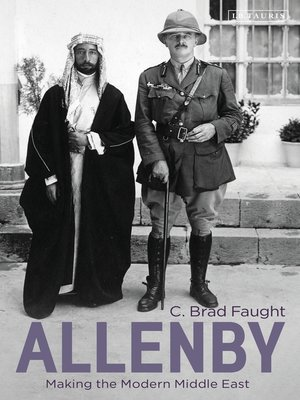 cover image of Allenby