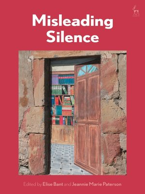 cover image of Misleading Silence