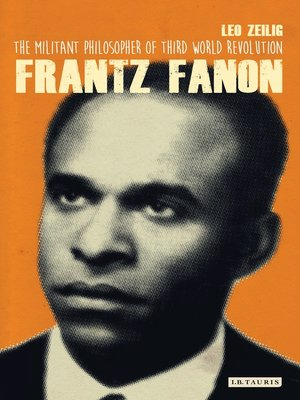 cover image of Frantz Fanon