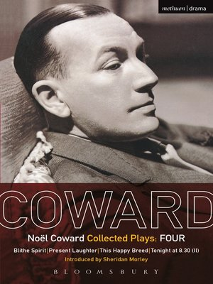 cover image of Coward Plays, 4