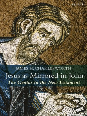 cover image of Jesus as Mirrored in John