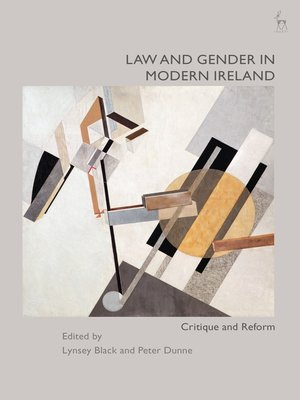 cover image of Law and Gender in Modern Ireland