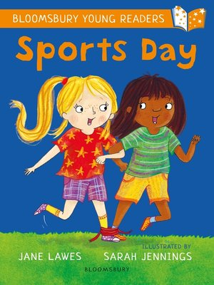 cover image of Sports Day