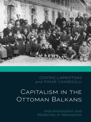 cover image of Capitalism in the Ottoman Balkans