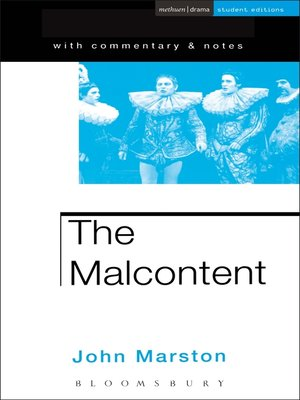 cover image of The Malcontent