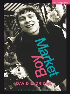 cover image of Market Boy