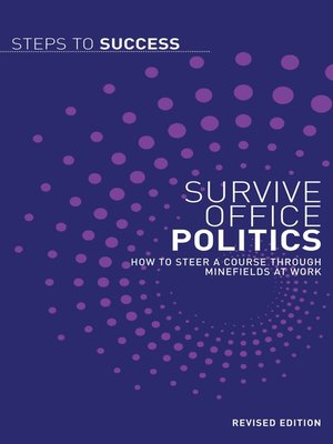cover image of Survive Office Politics