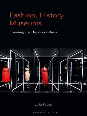 cover image of Fashion, History, Museums