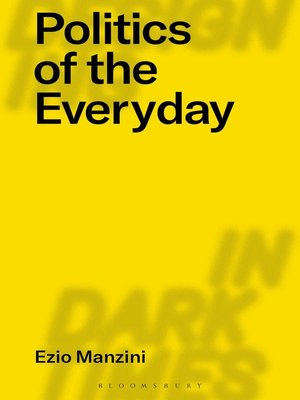cover image of Politics of the Everyday