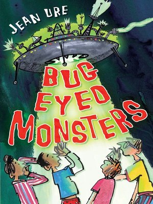 cover image of Bug Eyed Monsters