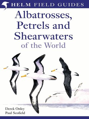 cover image of Albatrosses, Petrels and Shearwaters of the World