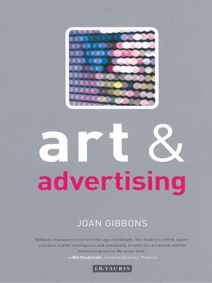 cover image of Art and Advertising