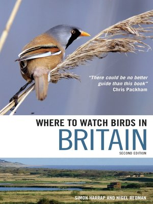 cover image of Where to Watch Birds in Britain