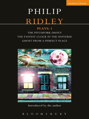 cover image of Ridley Plays, 1