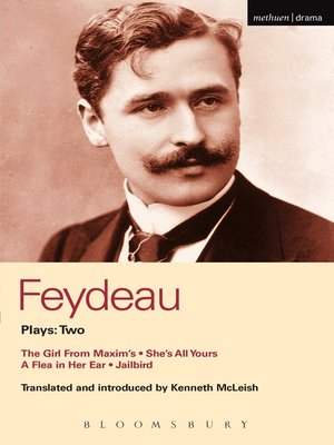 cover image of Feydeau Plays, 2