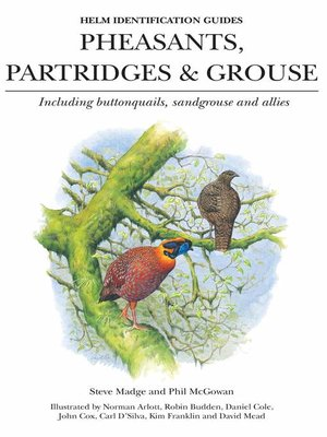 cover image of Pheasants, Partridges & Grouse