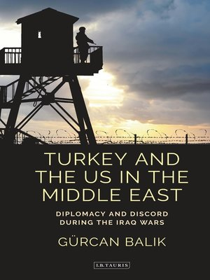 cover image of Turkey and the US in the Middle East