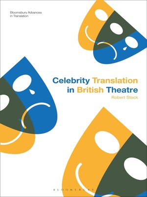 cover image of Celebrity Translation in British Theatre