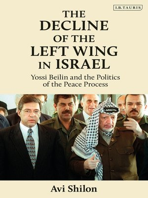cover image of The Decline of the Left Wing in Israel