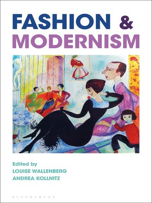 cover image of Fashion and Modernism