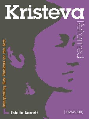 cover image of Kristeva Reframed
