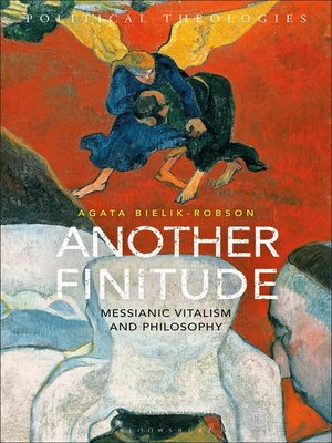 cover image of Another Finitude