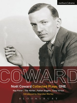 cover image of Coward Plays, 1