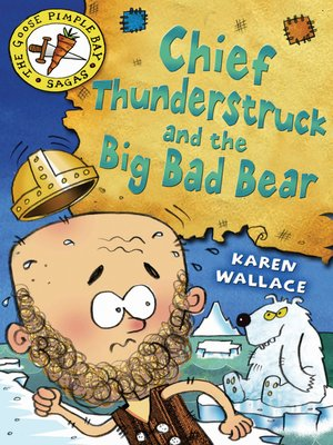 cover image of Chief Thunderstruck and the Big Bad Bear