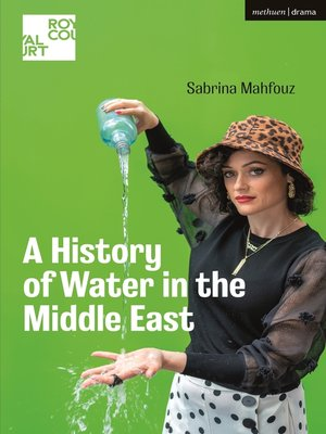 cover image of A History of Water in the Middle East