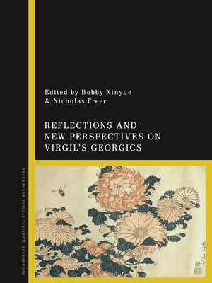 cover image of Reflections and New Perspectives on Virgil's Georgics