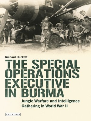 cover image of The Special Operations Executive (SOE) in Burma