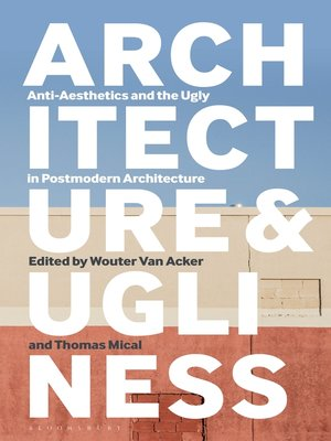 cover image of Architecture and Ugliness
