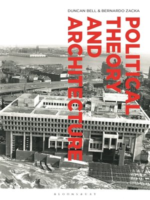 cover image of Political Theory and Architecture