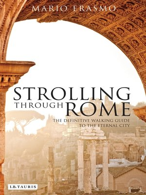 cover image of Strolling Through Rome