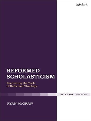 cover image of Reformed Scholasticism