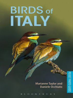cover image of Birds of Italy