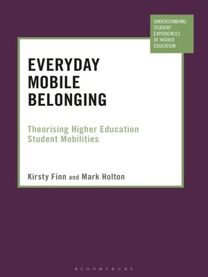 cover image of Everyday Mobile Belonging