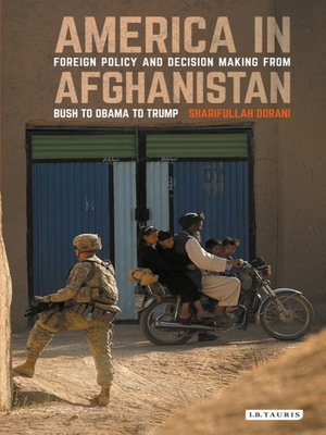 cover image of America in Afghanistan