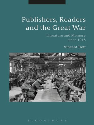 cover image of Publishers, Readers and the Great War