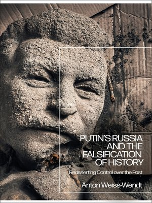 cover image of Putin's Russia and the Falsification of History