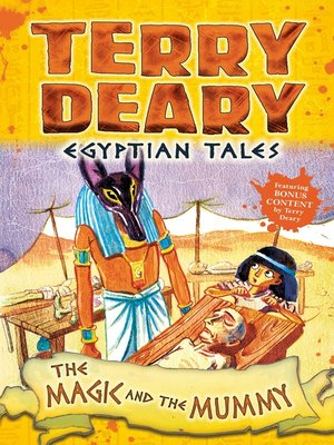 cover image of Egyptian Tales
