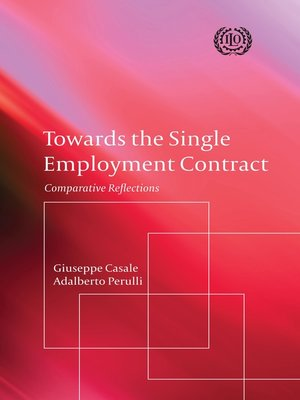 cover image of Towards the Single Employment Contract