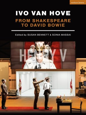 cover image of Ivo van Hove
