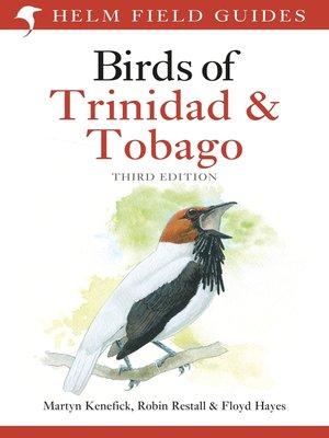 cover image of Birds of Trinidad and Tobago