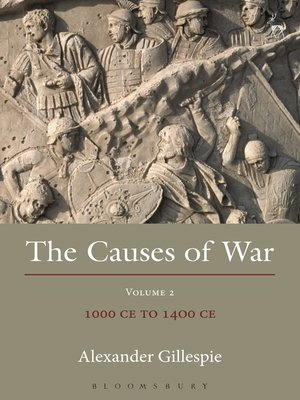 cover image of The Causes of War, Volume 2