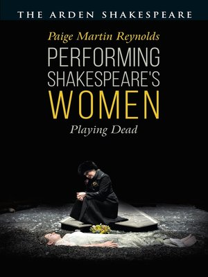 cover image of Performing Shakespeare's Women